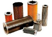 Filters for special equipment
